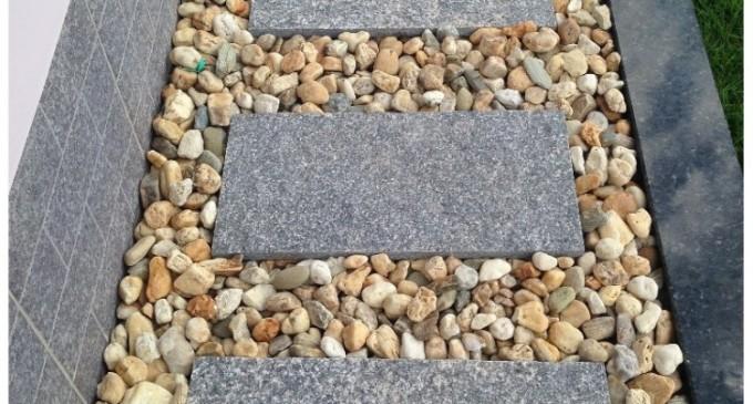 Avantajele utilizarii pietrei albe decorative