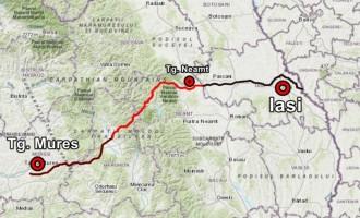 Autostrada Unirii A8: Apel pentru includerea a două tronsoane din autostradă la finanțare europeană prin Planul de Redresare si Reziliență – Infrastructura_Articole