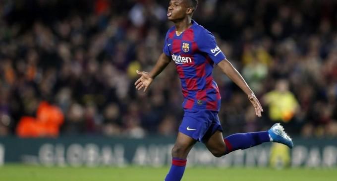 Ansu Fati (FC Barcelona) a suferit o ruptură de menisc / Perioada de indisponibilitate nu a fost încă anunţată – Fotbal