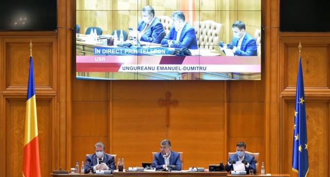 Camera Deputaţilor: Cererea preşedintelui de reexaminare a legii pentru declararea Zilei Tratatului de la Trianon – pe ordinea de zi – Politic