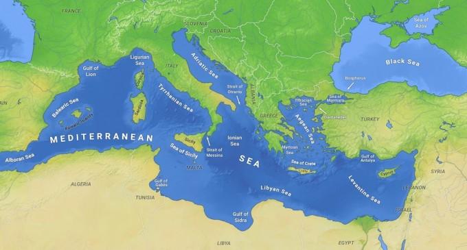 Algeri SUA: Cine va gestiona furtuna din Mediterana de Est? – International
