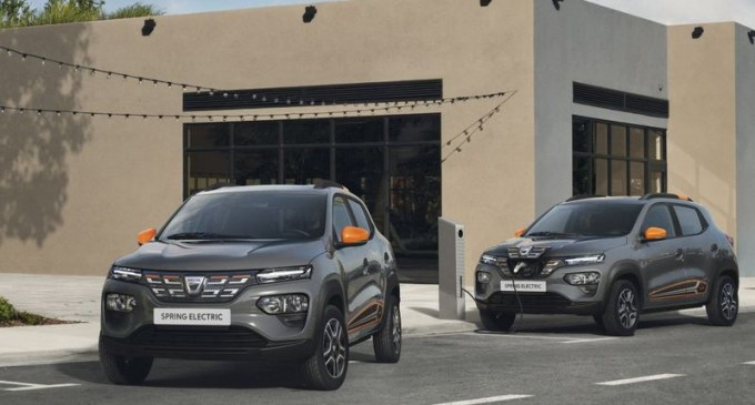 Bordeanu (Dacia) despre motorizările hibride: Toate modelele noi lansate începând cu 2022 vor fi electrificate – Auto