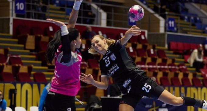 Fără Cristina Neagu, CSM București a remizat cu Krim Ljubljana – TeamBall