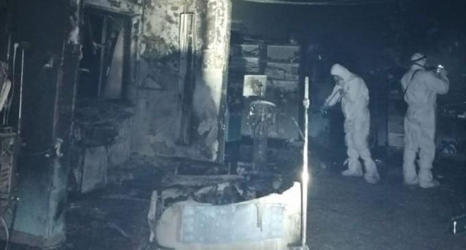 Spitalul din Piatra Neamț nu avea aviz de la DSP pentru reconfigurarea secției ATI și mutarea pacienților de la etajul 3 la etajul 2, unde s-a produs incendiul – Sanatate