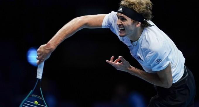 Turneul Campionilor: Alexander Zverev, prima victorie din competiție (contra lui Diego Schwartzman) – Tenis