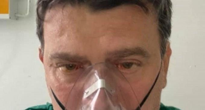 Mărturia unui pacient cu COVID-19 care a stat 3 săptămâni la Terapie Intensivă: Niște gheare reci au început să mă sugrume. Să-mi taie respirația. Am fost sigur că nu scap – Sanatate