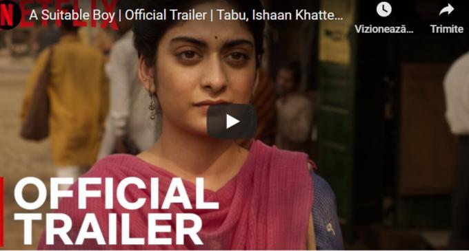 VIDEO Netflix India, criticat pentru un serial conţinând scene în care o fată hindusă sărută un băiat musulman – Magazin