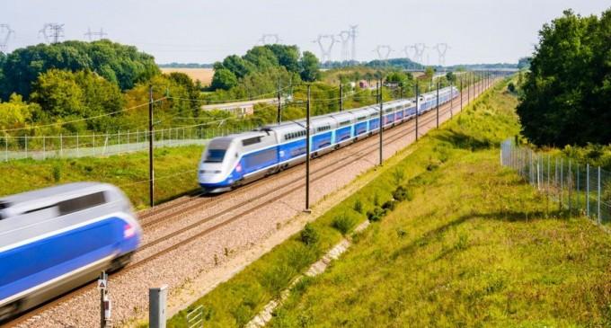 Franța va suspenda 70% dintre trenurile TGV din cauza carantinei – Industrie Feroviara