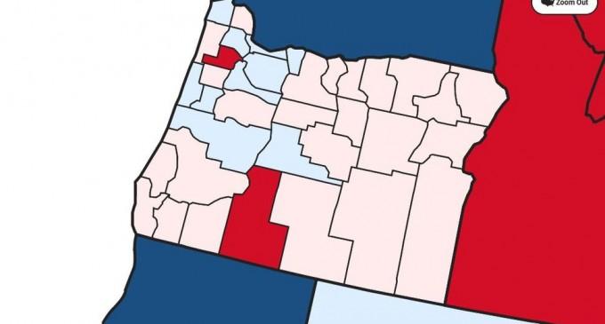 Alegeri SUA: În zonele rurale din Oregon, alegătorii doresc să schimbe granițele pentru a fugi de democrați – Alegeri SUA 2020