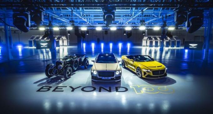 Bentley se va schimba radical și va ajunge să aibă în gamă doar mașini electrice – Auto