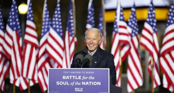 Alegeri SUA 2020 Biden: Democrația funcționează, fiecare vot va fi numărat. Vom câștiga această cursă, cu întreaga națiune în spate VIDEO – Alegeri SUA 2020