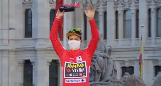 Slovenul Primoz Roglic (Jumbo-Visma) a câștigat Turul Spaniei pentru al doilea an la rând – Alte sporturi