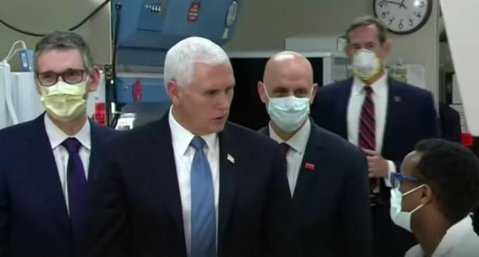 Vicepreşedintele american Mike Pence va fi vaccinat vineri – Coronavirus