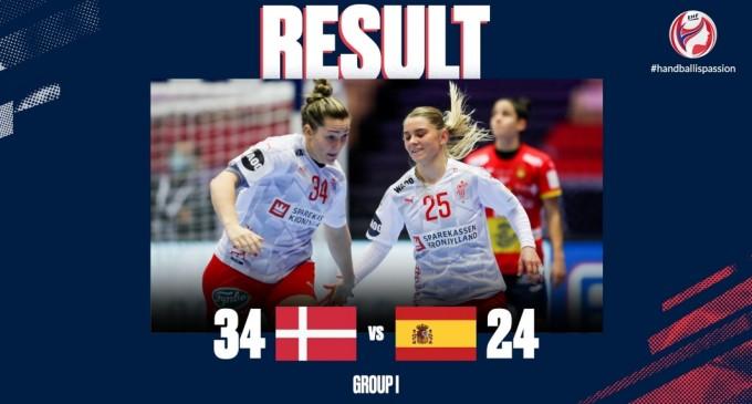 VIDEO CE Handbal (f): Victorii pentru Muntenegru și Danemarca (Rezultatele zilei) – TeamBall