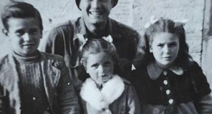 VIDEO Povestea emoționantă a unui fost soldat american care găsește trei copii italieni pe care aproape i-a ucis în 1944 – International