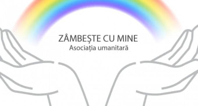 """O noua asociatie non profit in Bucuresti, """"Zambeste cu mine"""""""