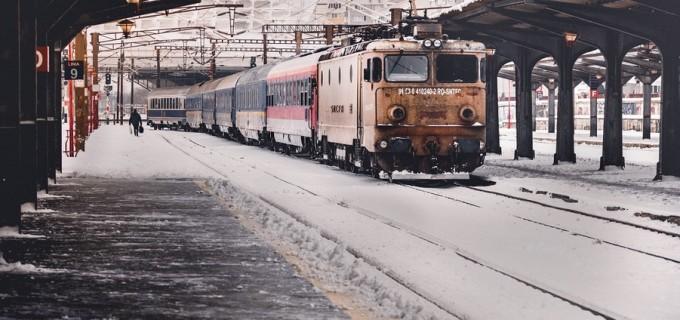 Circulația mai multor trenuri, suspendată din cauza avertizărilor de ninsoare și vânt (CFR) – Esential