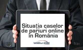 Care sunt casele de pariuri cu licență în România?