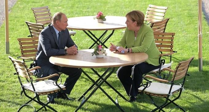 """Reacția Germaniei față de amenințările Kremlinului privind ruperea relațiilor cu UE: """"Este de neînțeles"""" – International"""