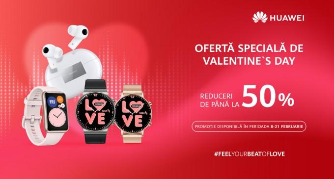 [P] Oferte speciale Huawei cu ocazia Valentine's Day. Cadouri mai inspirate, cu reduceri de până la 50% la dispozitive de top – Gadget