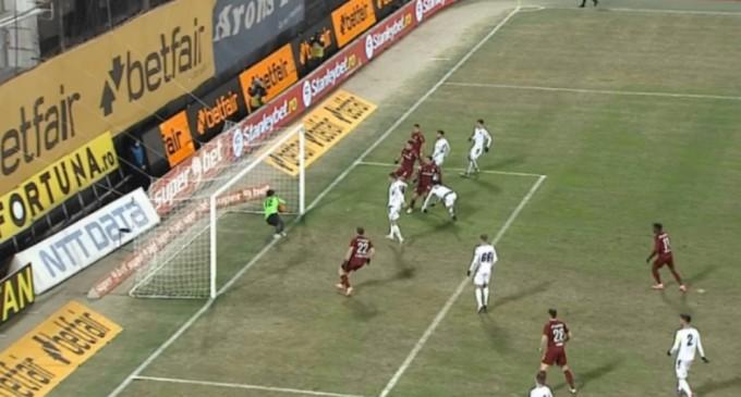 Liga 1: CFR Cluj ratează din nou ocazia de a urca pe primul loc (0-0 vs FC Voluntari) / Moment controversat la poarta ilfovenilor – Fotbal
