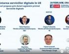 LIVEVIDEO Dezbatere Parlamentul European: Reglementarea serviciilor digitale în UE – MEET Your MEP