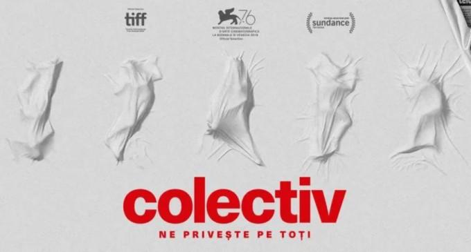 """Documentarul """"Colectiv"""", pus pe lista scurtă a nominalizărilor la Oscar la două categorii – Film"""