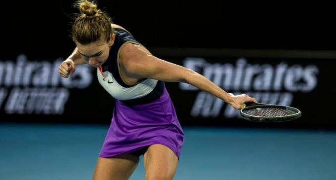 LiveText Simona Halep vs Ajla Tomljanovic (de la ora 10:00) – Tenis