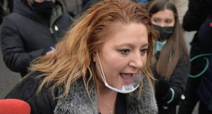 """Tensiuni în AUR.Diana Șoșoacă a fost exclusă din grupul senatorial,""""din partid n-a făcut parte"""""""