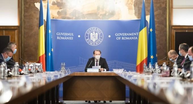 Guvernul va dezbate, în a doua lectură, elaborarea Planului naţional de redresare şi rezilienţă – Politic