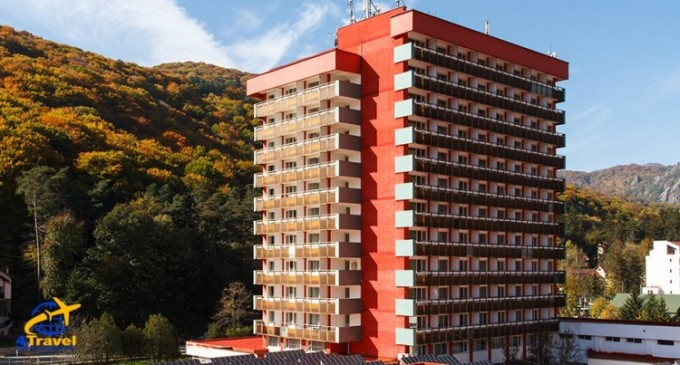 Hotel Cozia Caciulata