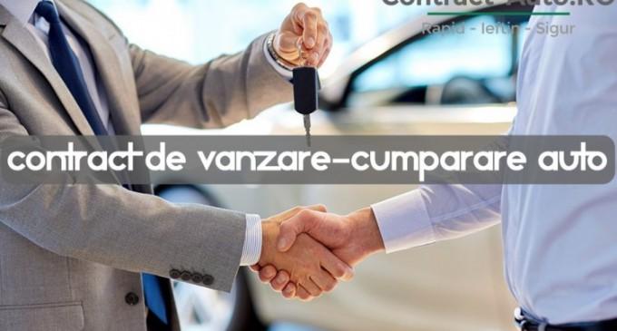 Platforma contract-auto.ro vine in ajutorul cumparatorilor de masini