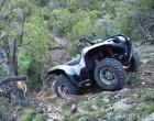 Calatorind cu ATV-ul, primavara aceasta