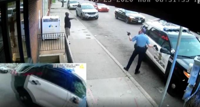 SUA: Inregistrarea camerei de pe uniforma polițistului Derek Chauvin arată reacția sa imediat după ce Floyd a plecat într-o ambulanță – International