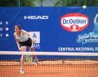 Eva Ionescu s-a calificat în finala Dr. Oetker Junior Trophy. Cine sunt ceilalți finaliști