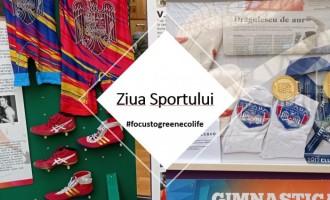 """""""Focus to green eco life"""" te invita la miscare cu tinerii gladiatori si alteti, pe 18 mai, de """"Ziua sportului"""""""