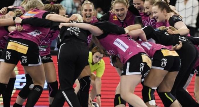 Vipers Kristiansand a câștigat Liga Campionilor la handbal feminin – TeamBall