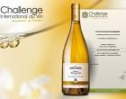 """Medalie de aur la """"Challenge International du Vin"""" pentru Chardonnay Chateau Valvis"""