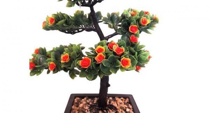 Alegeti florile artificiale pentru un efect de durata!