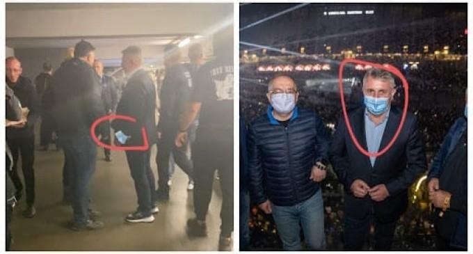 Ministrul de interne, ministrul justiției și ministrul transporturilor a fost surprins la UNTOLD fără mască de protecție – Ziarul Incisiv de Prahova