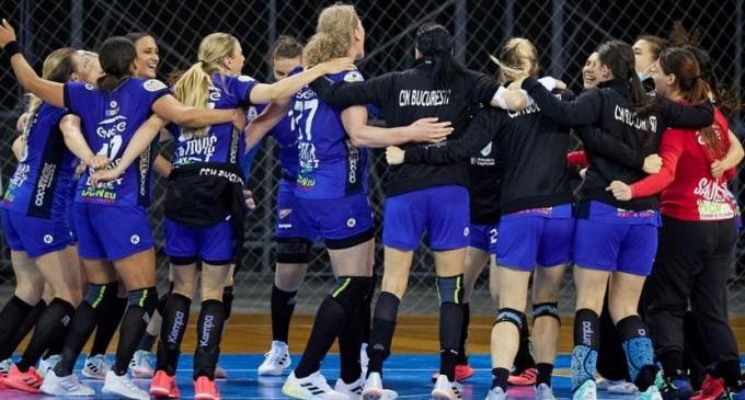 Liga Campionilor: CSM București, înfrângere dramatică în primul meci din grupa A (21-22 vs Team Esbjerg) – TeamBall