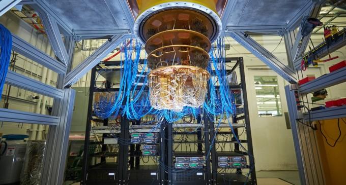 """""""Cristalul timpului"""" realizat cu ajutorul computerul cuantic Google ar putea schimba fizica pentru totdeauna – Stiinte fundamentale"""