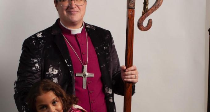 Primul episcop transgender dintr-un cult creștin important vrea să lupte pentru justiție socială / Ce pronume folosește – International