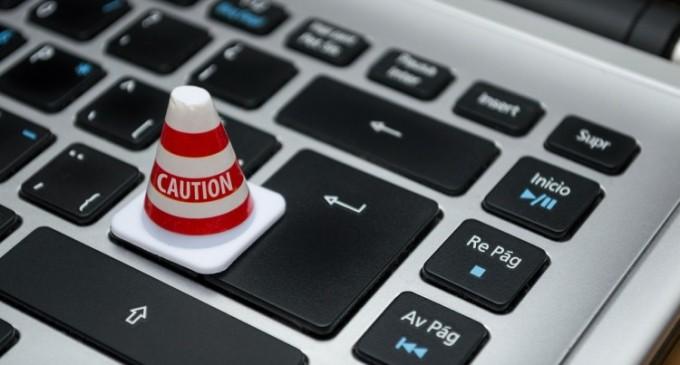 3 pasi pentru protejarea datelor cu caracter personal pe internet